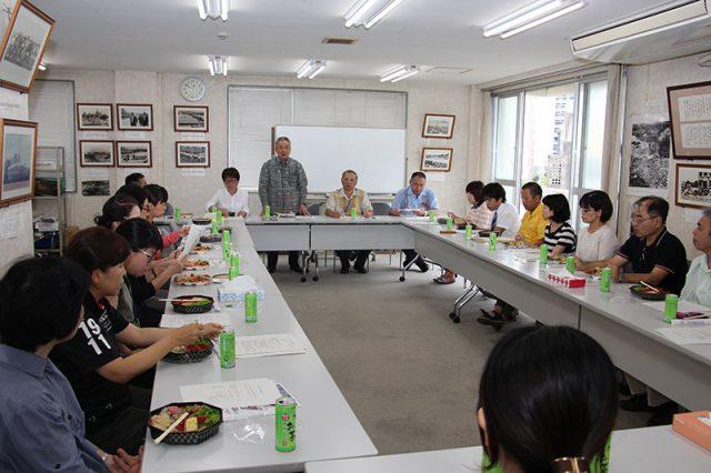 平成29年度 城岳同窓教職員の会
