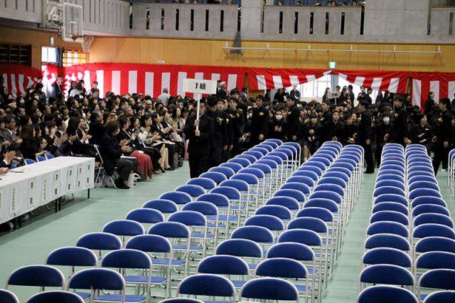 第71回 卒業式