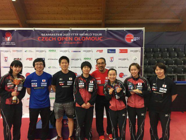 世界卓球日本チーム、帯同ドクターに具志堅隆氏(23期生)