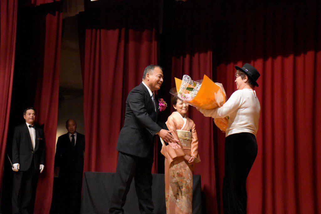 宮城勉校長が教育者文部科学大臣賞を受賞