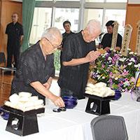 2019年6月23日・慰霊祭