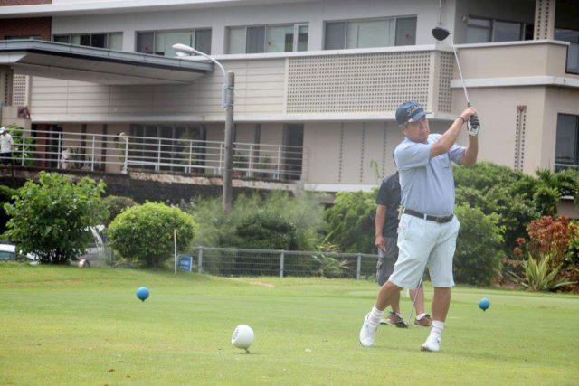 創立110周年記念事業ゴルフ大会